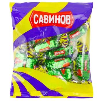Конфеты Савинов Арбуз 180 г