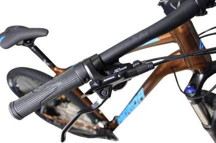 "Велосипед Merida Big.nine 100-3X 2021 22"" bronze/blue"