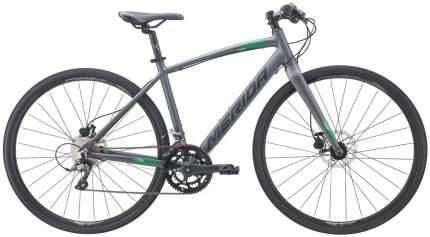 Велосипед Merida Speeder Gt (90) 2021 Matt Antracite/Black/Green (См:56)