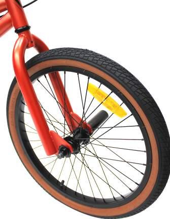 Велосипед Welt Bmx Freedom 2021 One Size matt red