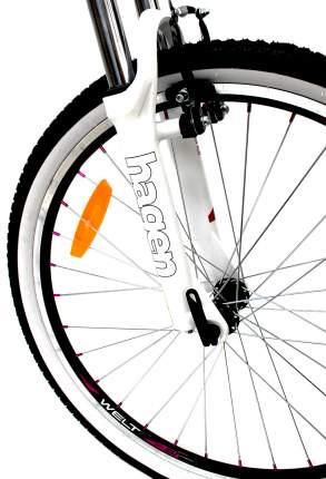 Велосипед Welt Edelweiss 24 2021 One Size matt white