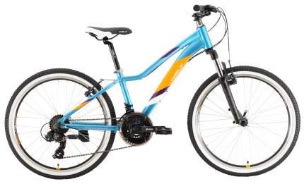 Велосипед Welt Edelweiss 24 2021 One Size tiffany blue