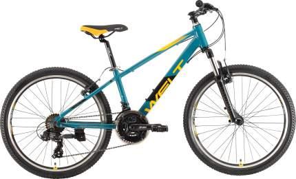 Велосипед Welt Peak 24 2021 One Size marine blue