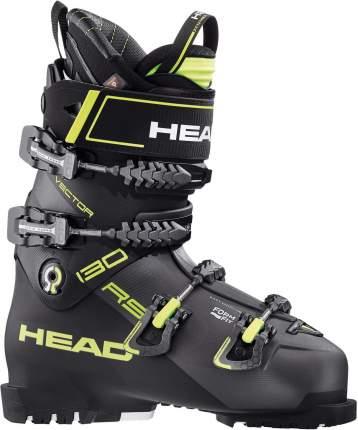 Горнолыжные Ботинки Head 2020-21 Vector Rs 130 S Black/Anthracite (См:26,5)