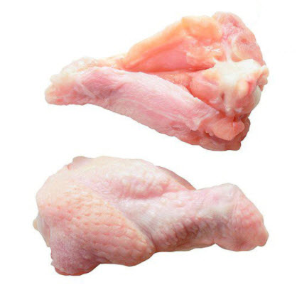 Крыло куриное Ясные зори плечевая часть охлажденная ~1 кг