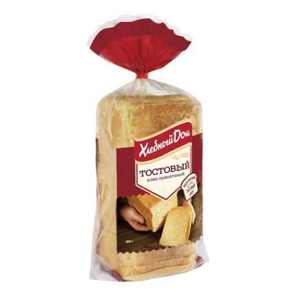 Хлеб Хлебный Дом Тостовый формовой в нарезке