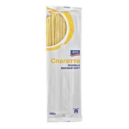 Макаронные изделия Aro спагетти 400 г