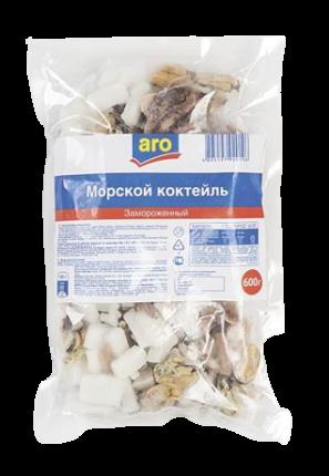 Морской коктейль Aro свежемороженый 500 г