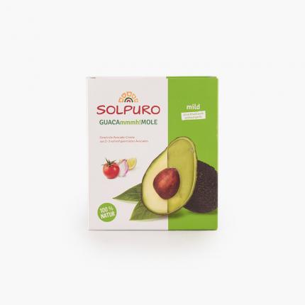 Овощная смесь Solpuro Guacamole Соус с авокадо и чесноком 150 г