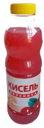 Кисель плодово-ягодный брусничный 500 мл
