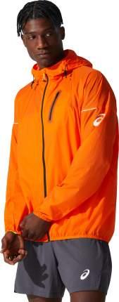 Куртка Беговая Asics Fujitrail Marigold Orange (Us:m)