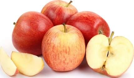 Яблоки Роял Гала в пакете 1,5 кг