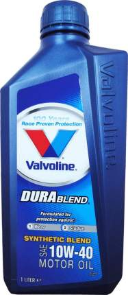 Моторное масло VALVOLINE Durablend 4Т SAE 10W-40 (1л)***