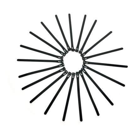 Стяжка нейлоновая многоразовая, 8х150, 20 шт