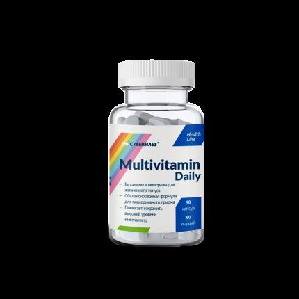 Витаминно-минеральный комплекс CYBERMASS Multivitamin Daily капсулы 90 шт.