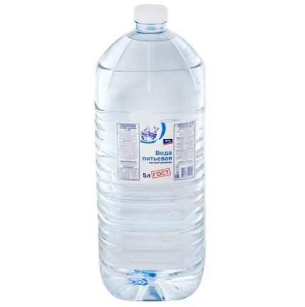 Вода питьевая Aro негазированная 5 л