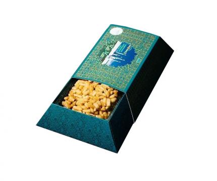 Чак-чак Казанский хлебозавод №3 синяя шкатулка 250 г