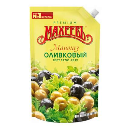 Майонез Махеевъ оливковый 50,5%