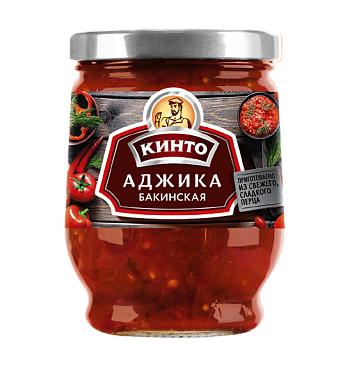 Аджика Кинто Бакинская 265 г