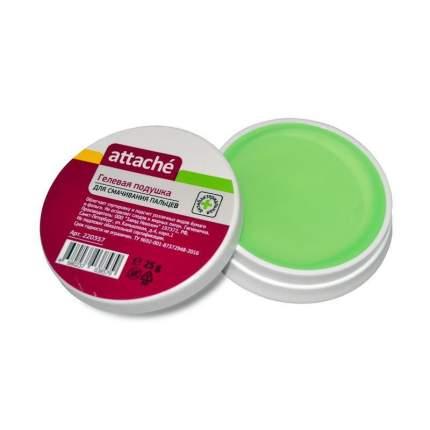 Подушка Attache для смачивания пальцев гелевая 25 г