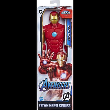 Фигурка Avengers Hasbro Мстители 30 см Железный человек E7873ES0