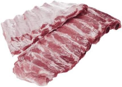 Ребра свиные Мясники охлажденные ~1 кг