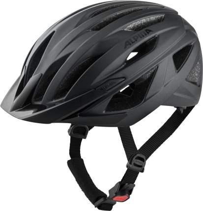 Велошлем Alpina 2021 Delft Mips Black Matt (См:58-63)