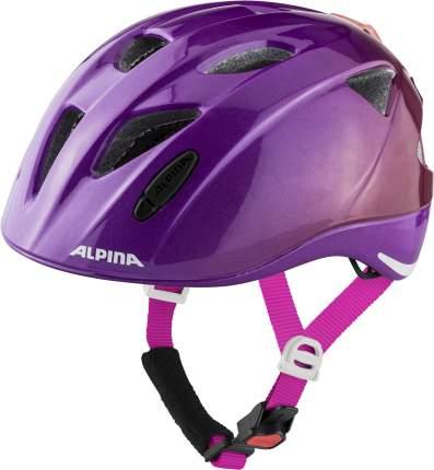 Велосипедный шлем Alpina Ximo Flash, berry gloss, M