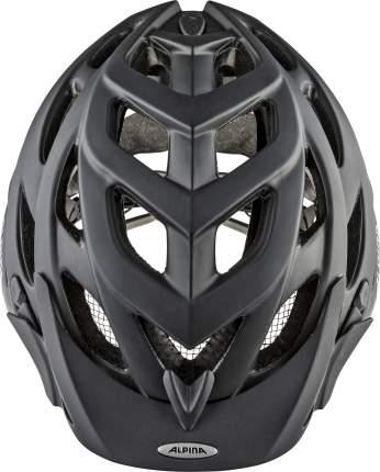 Велошлем Alpina D-Alto L.e. Black Matt (См:57-61)