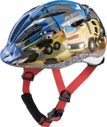 Велосипедный шлем Alpina Gamma 2.0, construction, M