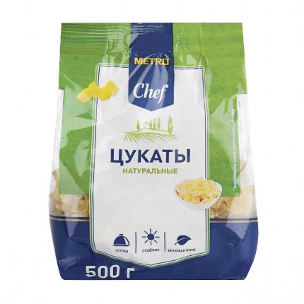 Цукаты Metro Chef Микс 500 г