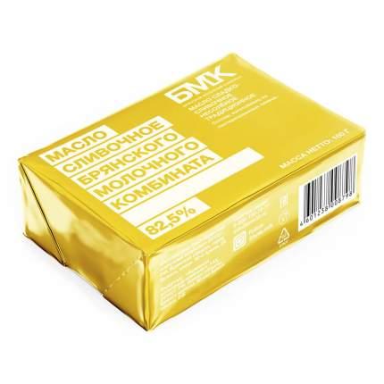 Сливочное масло БМК Традиционное 82,5% 180 г