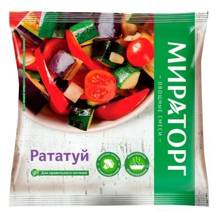 Смесь Мираторг овощная рататуй свежезамороженная