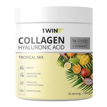 Коллаген 1WIN Collagen, Hyaluronic Acid + Vitamin C