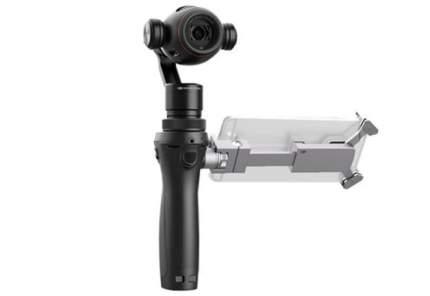 Видеокамера со стабилизатором DJI OSMO PLUS