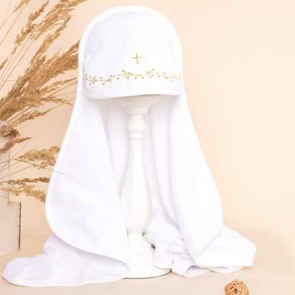 Крестильное полотенце Вера Золотой Гусь 3209