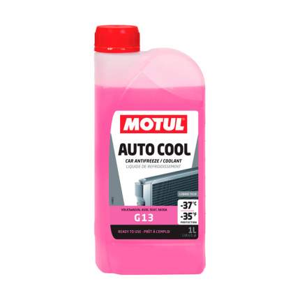 Антифриз MOTUL AUTO COOL G13 109114, 1 л
