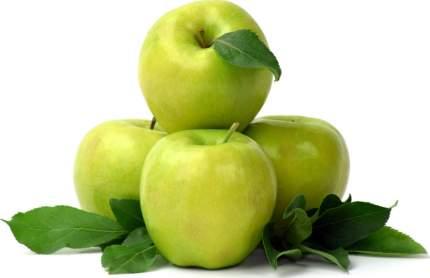 Яблоки зеленые 500 г