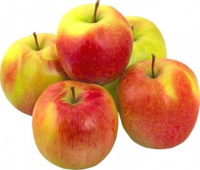 Яблоки сезонные 500 г