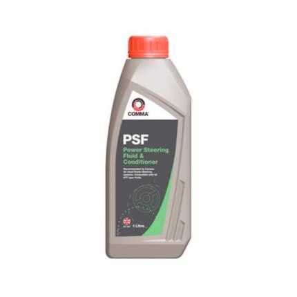 Жидкость для ГУР Comma POWER STEERING FLUID PSF1L, 1 л