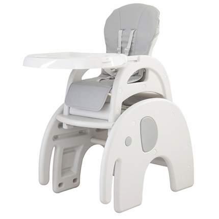 Стульчик-трансформер для кормления PITUSO Elephant/Grey