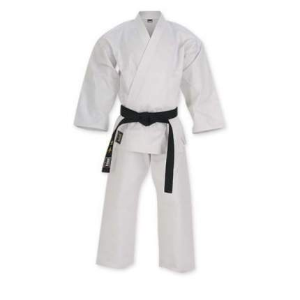 Кимоно для карате детское Kango KKU-002 White с поясом, 120
