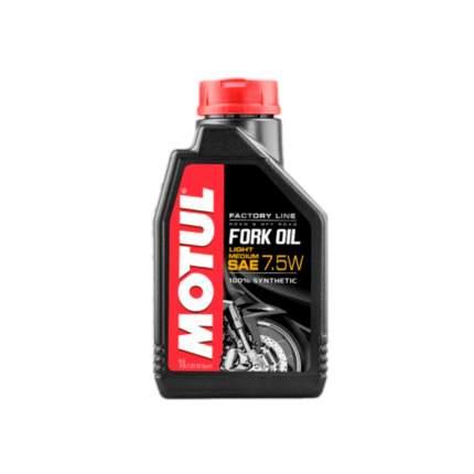 Вилочное масло MOTUL FORK OIL FL L/M 7.5W 105926, 1л