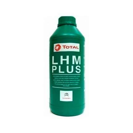 Гидравлическая жикость TOTAL LHM PLUS 214174, 1л