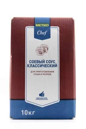 Соус Metro Chef соевый классический 10 кг