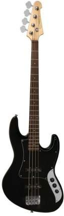 Бас-гитара VGS Select VJ-100 RoadCruiser Bass Charcoal Black
