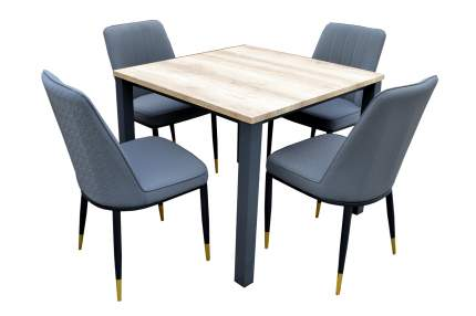 Набор мебели Парма арт.K-170/W-118 бежевый, серый