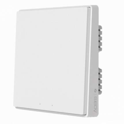 Умный выключатель Aqara Wall Light Switch One Button Edition (QBKG23LM)