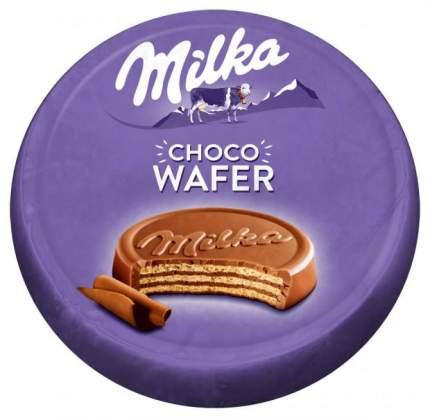 Вафли Milka с какао 30 г