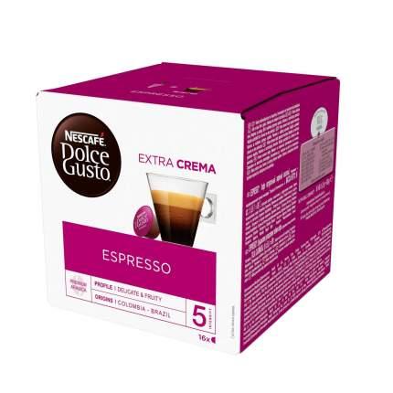 Кофе Nescafe Dolce Gusto Эспрессо в капсулах 16 шт